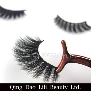 OEM Manufacturer 3D Silk Private Label Eyelashes Fake Lashes pictures & photos