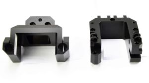 CNC Machined Part Turned Part, Black Anodized Part pictures & photos