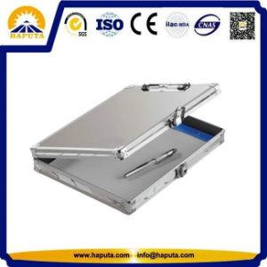 Silver Aluminum Storage Case for Laptop/ iPad/ Document pictures & photos