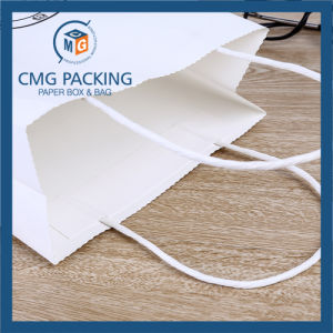 Cleanly Kraft Paper Bag with Twist Paper Handle (CMG-MAY-053) pictures & photos
