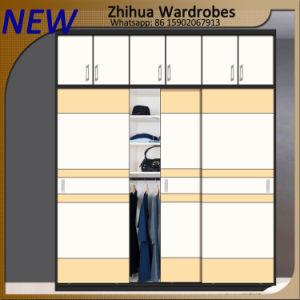Modern Bedroom Design Sliding Wardrobe pictures & photos