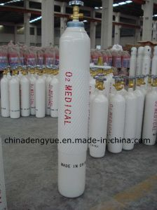 Professional Medical 10L Portable Oxygen Cylinder pictures & photos
