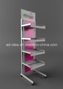 Four Layers Colorful Display Stand/ Display (RK-7) pictures & photos