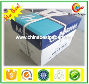 80g High White Copy Paper (copy paper 70g-80g) pictures & photos