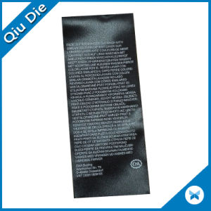 Top Quality Customised Stickets Printing for Apparel Labels pictures & photos