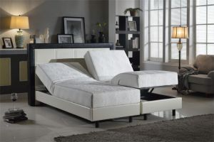 Modern PU Hotel Popular Storage White Home Bedroom Furniture