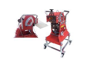 CHP-12 Model Automatic Walking Feed Plate Beveling Welding Prepared Machine pictures & photos