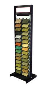 Metal Floor Stand Tile Display Rack pictures & photos