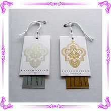 Special Shape Paper Hang Tags for Clothes