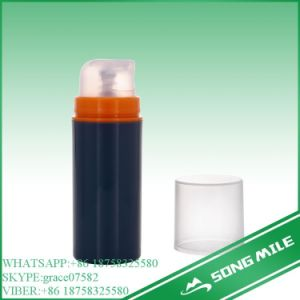 50ml PP High Quality Plastic Airless Bottle for Cream pictures & photos