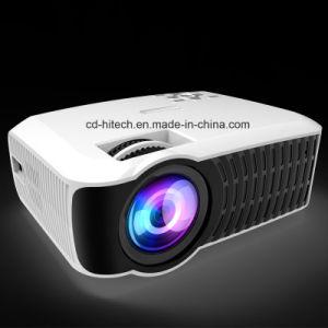 Multi-Fuction Mini TV 3D Projector