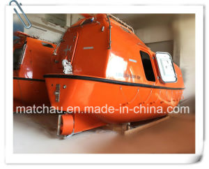 China Hot Sale Offshore Platform Type Totally Enclosed Lifeboat pictures & photos