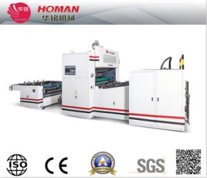 High Speed Film Laminating Machine with Pet Cutting pictures & photos