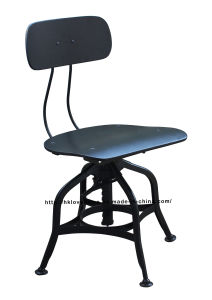 Modern Dining Turner Vintage Toledo Wooden Bar Stools Chair pictures & photos