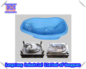 New Design Plastic Baby Bathtub Mould pictures & photos