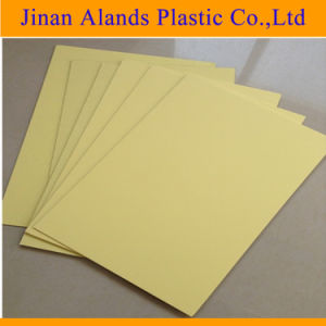 1mm Heat Self Adhesive PVC Photo Album Sheet pictures & photos