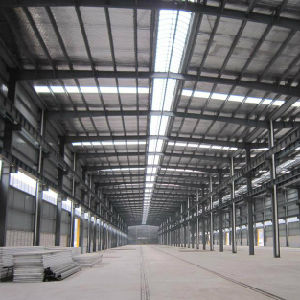 Professional Manufacturer of Steel Structure Workshop (WZ-01)