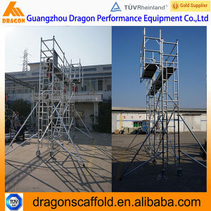 Factory Price Used Scaffolding System, Types of Scaffolding pictures & photos
