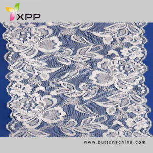 Spandex/Nylon Jacquard Elastic Color Lace pictures & photos