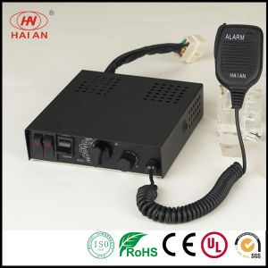 Emergency Alarm Electronic Siren with Speaker for Police/Ambulance/Fire Fighter Car Use The Police Car to Open up The Road pictures & photos