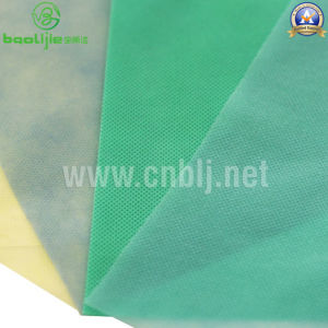 Disposable Medical Polypropylene Spunbonded Nonwoven SMS Fabric for Hospital Bed Sheets and Surgical Gowns pictures & photos