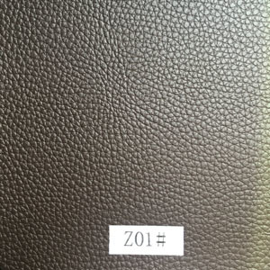 Synthetic Leather (Z01#) for Furniture/ Handbag/ Decoration/ Car Seat etc pictures & photos