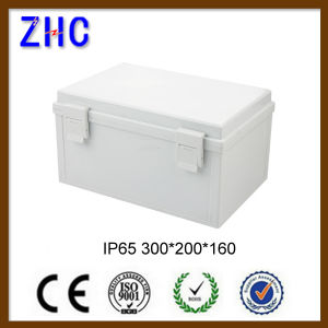 Outdoor Enclosure Waterproof Plastic Enclosure with Lock 300*200*160 Project Plastic Enclosure pictures & photos