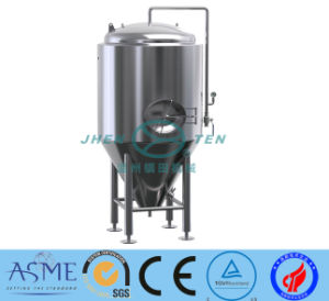 Beer Fermentation Tank with Asme U Stamp pictures & photos