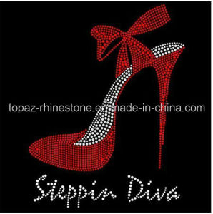 China Heat Transfer Strass Motif for Garment (TM-67) pictures & photos