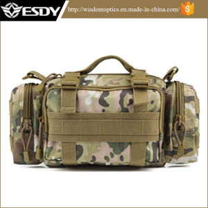 Tactical Military Shoulder Sports Airsoft Waist Pouch Bag pictures & photos