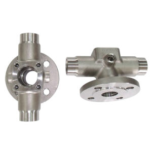 Carbon Steel Pump with Investment Casting