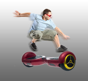 Smart Two Wheel Electric Skateboard Self Balancing Scooter/ E-Scooter pictures & photos