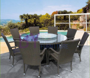 Hotsale Cheap Dining Round Contemporary Outdoor Furniture pictures & photos