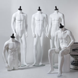 Hot Sale Glossy Male Mannequin for Boutique Display pictures & photos