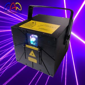 30k RGB Stage Lighting Snimated Laser 3000MW Light Case Voice Control pictures & photos