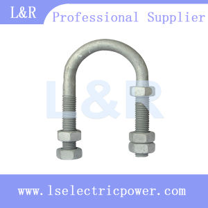Stainless Steel U Bolt / Zinc Plated Carbon Steel U-Bolts pictures & photos