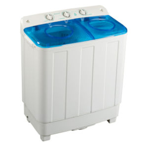 7.0kg Semi Automatic Twin-Tub Top-Loading Washing Machine for Model XPB70-7029SIA pictures & photos