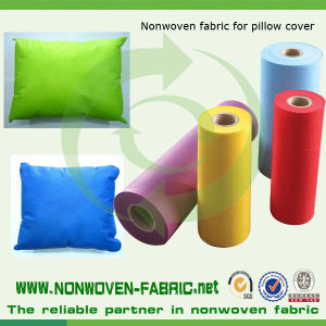 Eco-Friendly Polypropylene Spunbonded Nonwoven Fabric for Home Textile pictures & photos