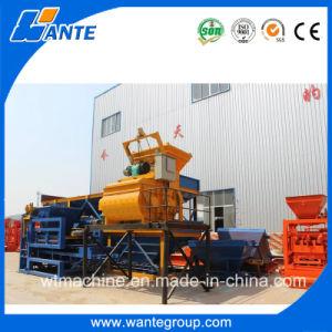 Js750/Js500 Concrete Mixer Machine with Lift Price pictures & photos