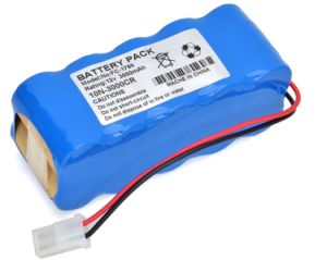 Replacement Defibrillator Battery for Fukuda FC-1760 pictures & photos