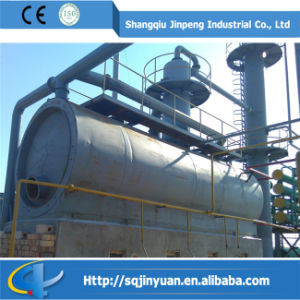 30t Waste Engine Oil Recycling Distillation Plant for Diesel pictures & photos