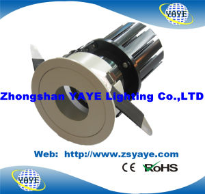 Yaye IP54 Ce/RoHS/UL/Saso COB 12W LED Downlight / High Power COB LED Down Lamp 12W pictures & photos