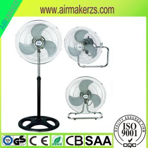 Air Cooling 18 Inch Elegant Design Base Pedestal Stand Fan pictures & photos