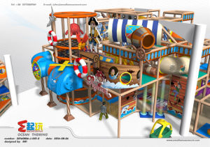 High Quality Pirate Ship Indoor Playground Equipment pictures & photos