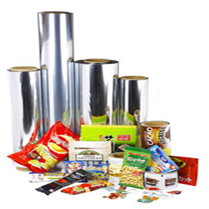 packaging Materials: Polypropylene Metalized Film, pictures & photos
