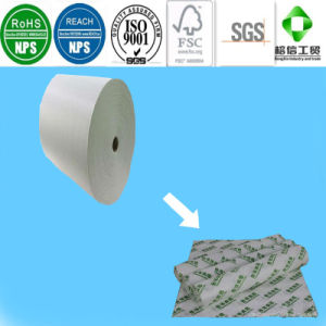 Single Side PE Coated Fast Food Packaging Paper in Roll pictures & photos