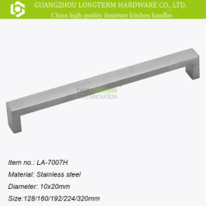Stainless Steel Furniture Kitchen Cabinet Handle pictures & photos