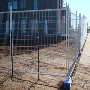 China Wholesale Galvanized As4687 Temporary Fence (2100mm X 2400mm) pictures & photos