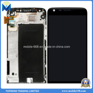 Replacement LCD for LG G5 H850 LCD with Digitizer Touch with Front Housing pictures & photos