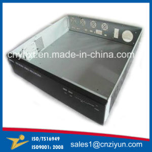 Precise Brush Metal Stamping Bending for Electronic Enclosure pictures & photos